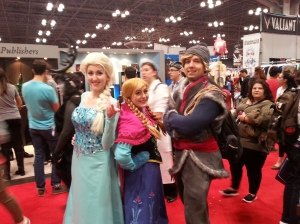 NYCC Frozen