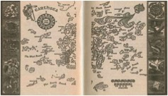 Map of Earthsea: Bantam